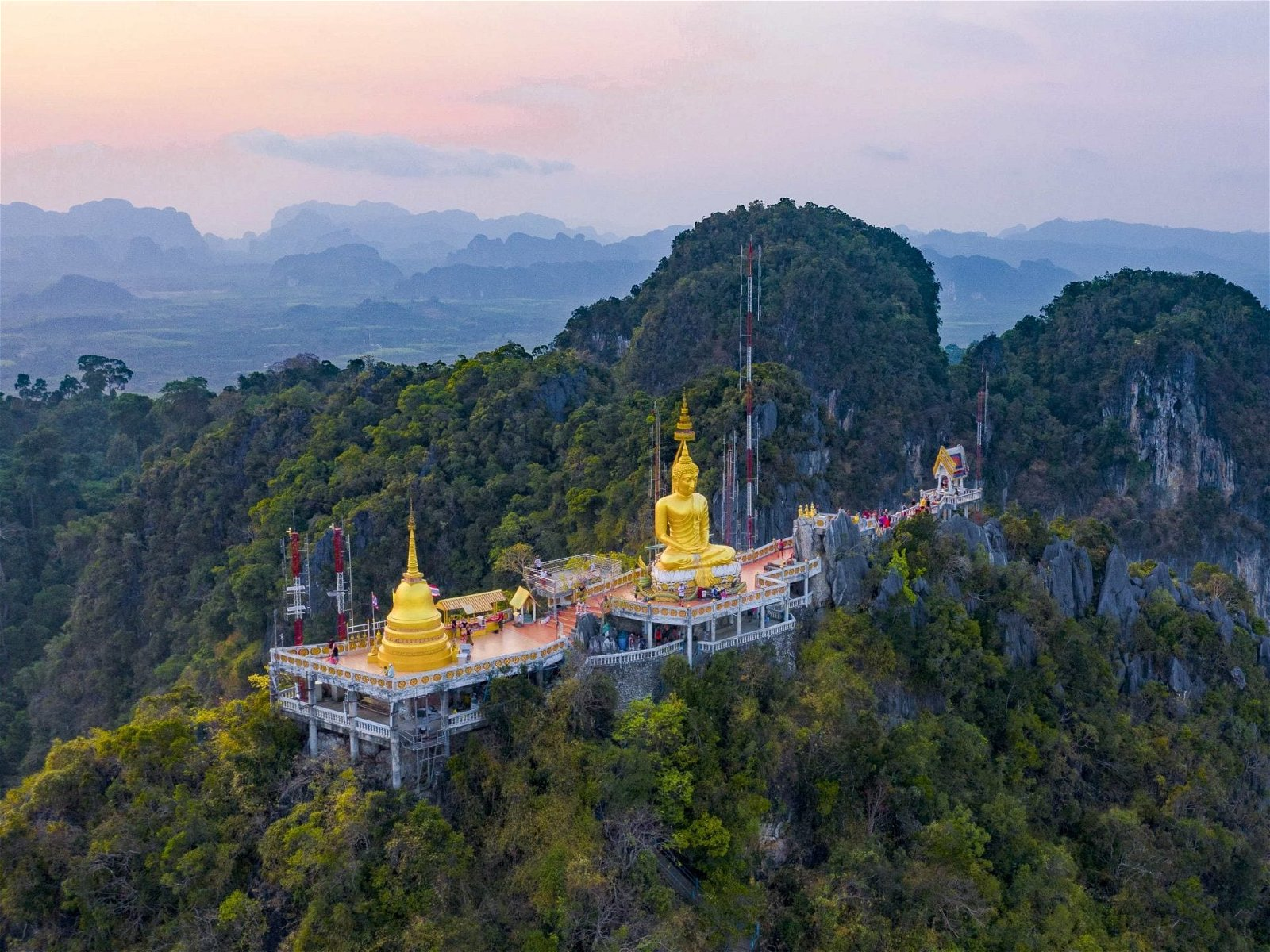 6 of the BEST VIEWS in Thailand