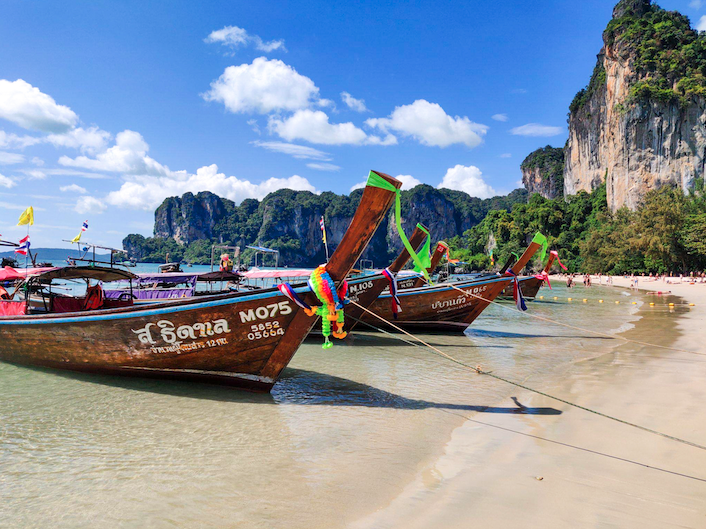 The Perfect 2 Week Thailand Backpacking Route