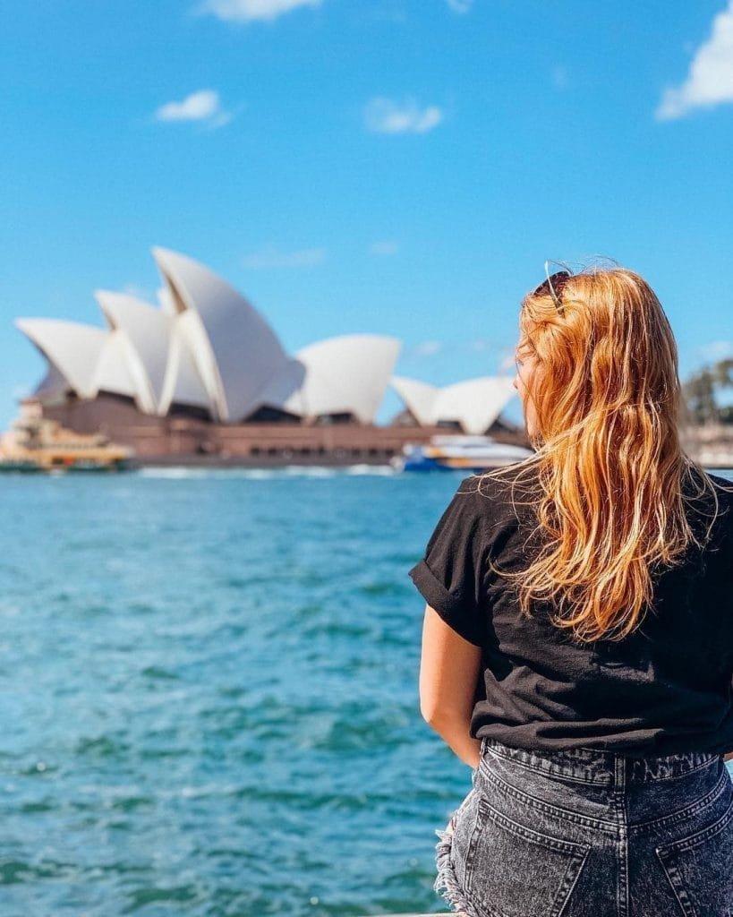 Sydney East Coast of Australia