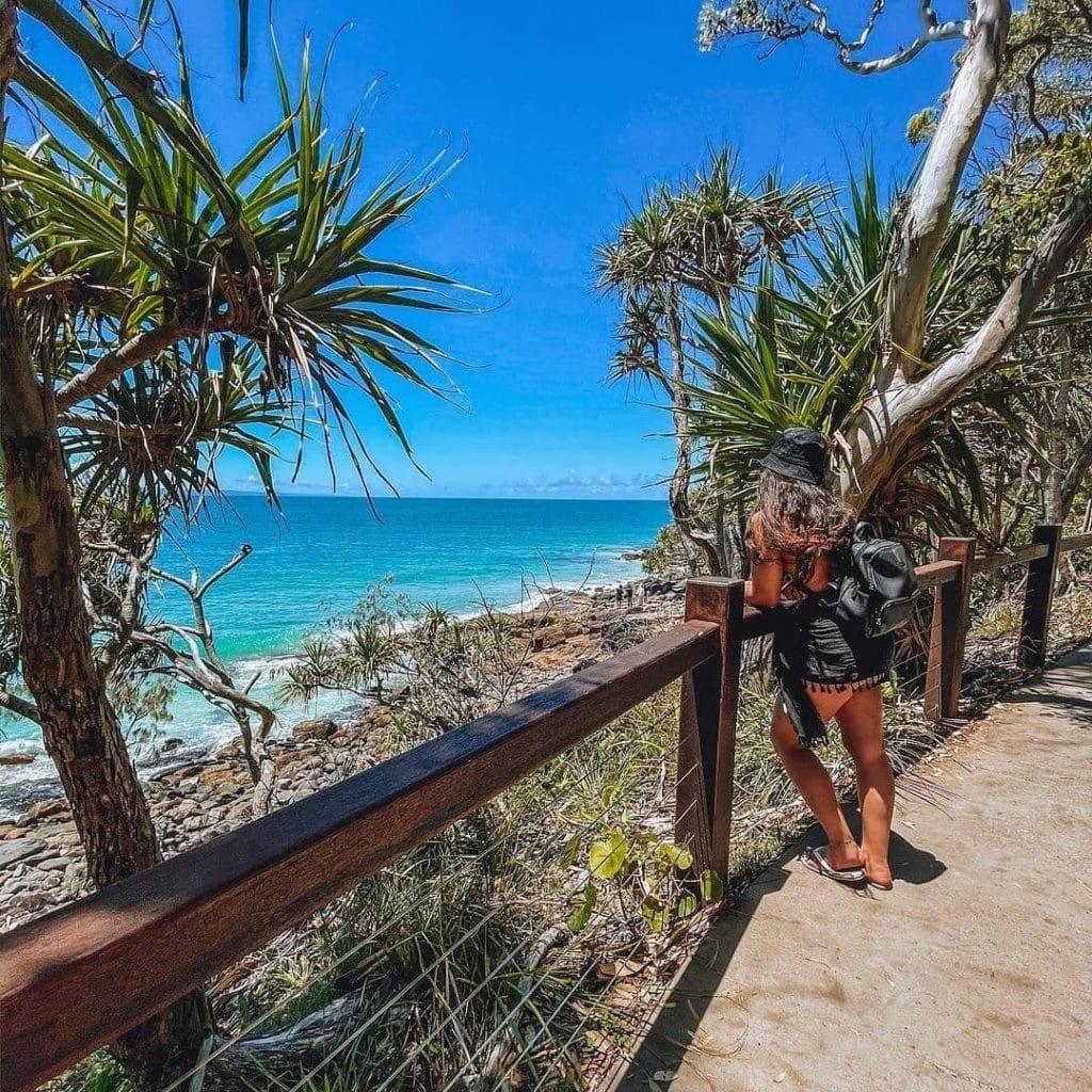 Noosa East Coast of Australia