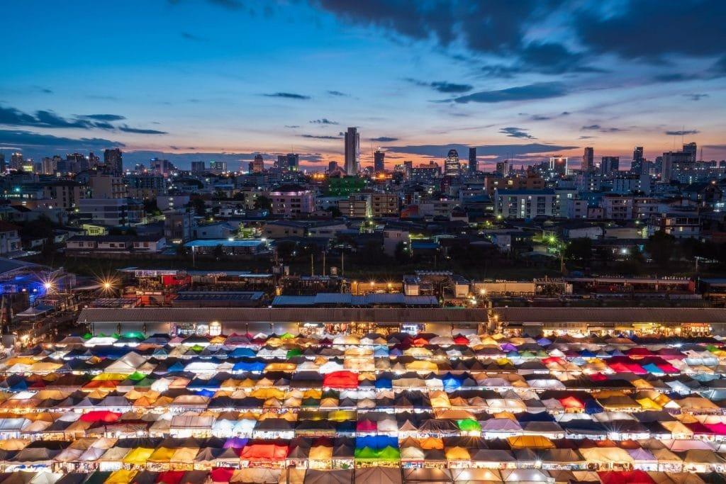 thailand open october 2021