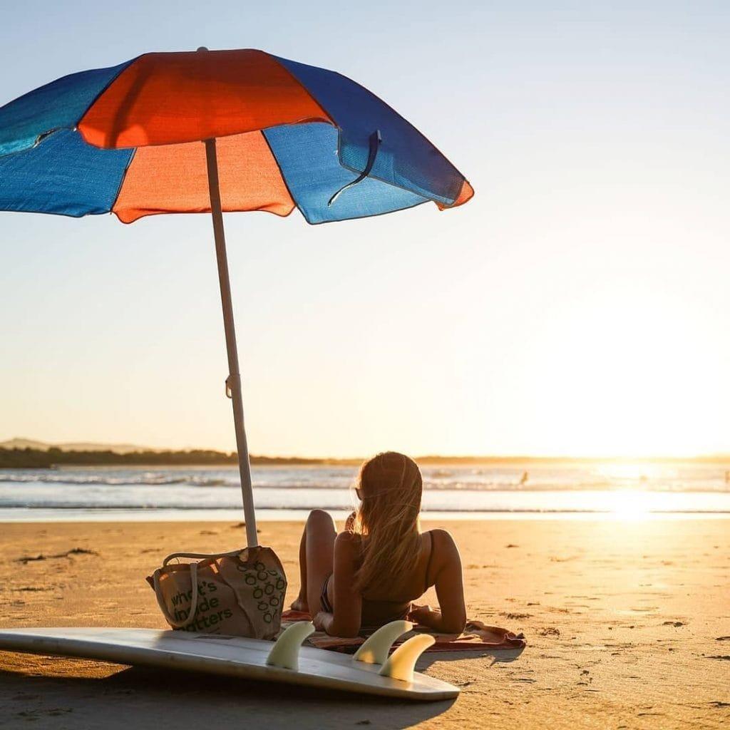 Noosa Beach East Coast of Australia
