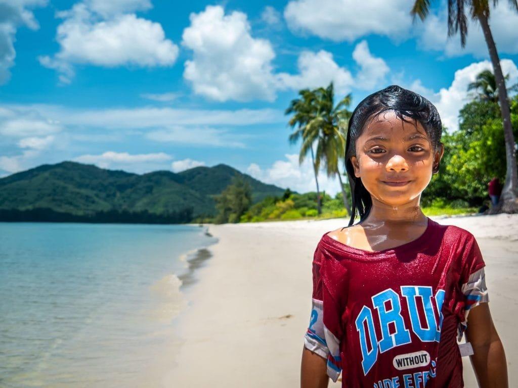thailand locals on the islands