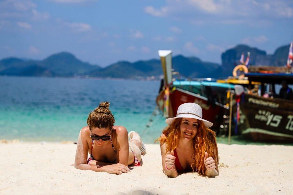 thailand island beaches