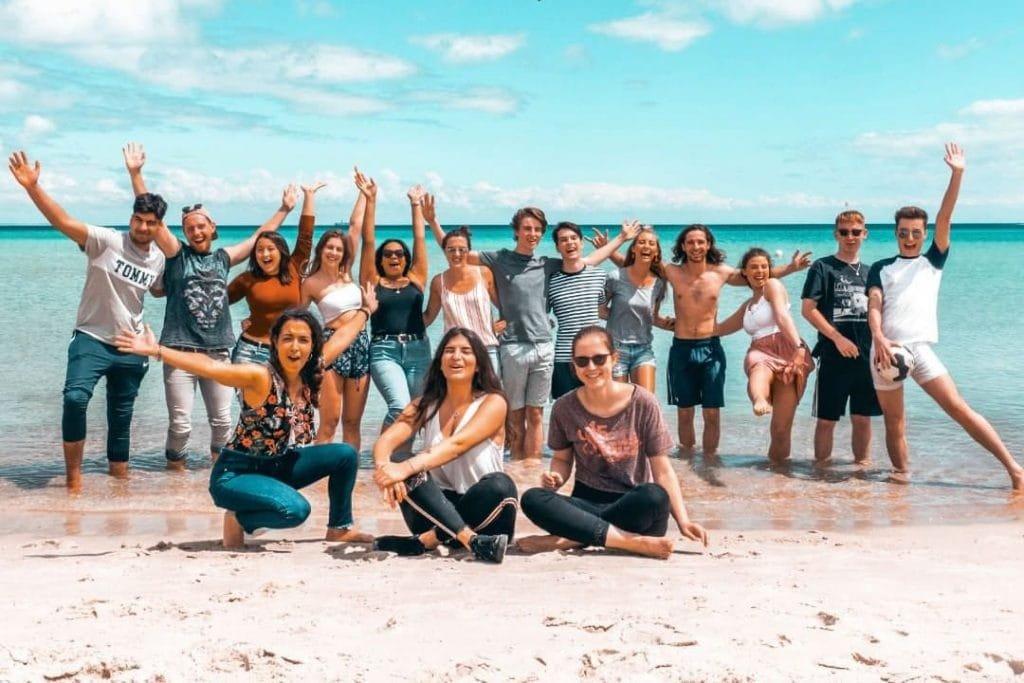 St Kilda Beach Group