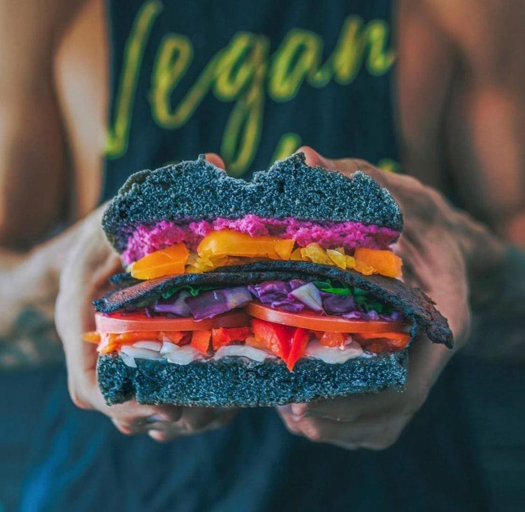 Vegan Sandwhich Melbourne