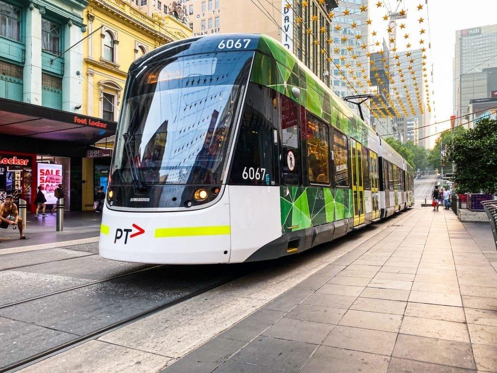 Free Tram Melbourne